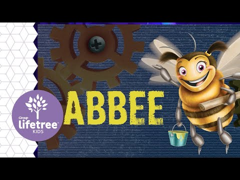 Abbee Bee | Buzzly's Buddies | Maker Fun Factory VBS