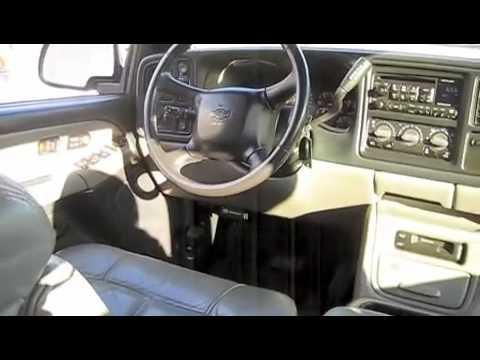 2002 Chevrolet Suburban LT w/ 220k Miles Start Up, Engine ...