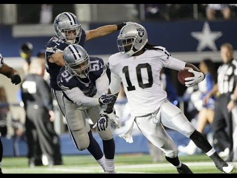 Greg Jenkins 2013 Oakland Raiders #10