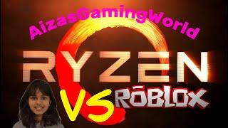 AMD Ryzen Benchmark in 5 Roblox Most Popular Games 2019