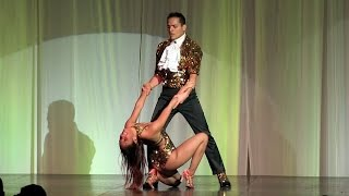Chile Salsa Bachata Festival 2015 ~ Adolfo Indacochea & Tania Cannarsa