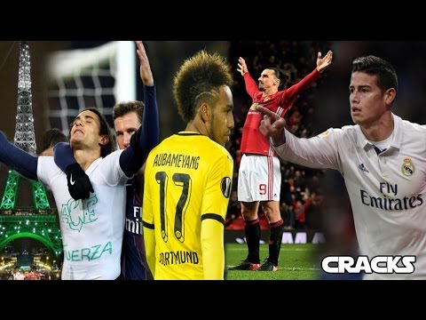 El mundo LLORA AL CHAPECOENSE | AUBAMEYANG RETA a BOLT | Doblete de IBRA | Madrid y Atleti GOLEAN