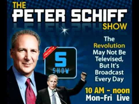 Tom Woods Hosts Peter Schiff Show, 2/14/12