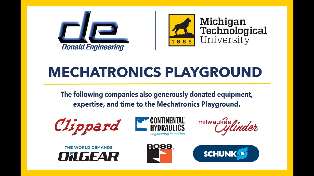 Preview image for The Mechatronics Playground video