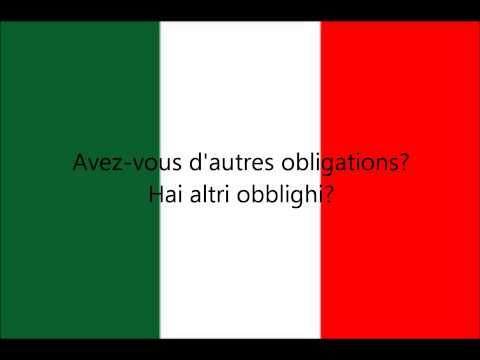 Apprendre l'Italien: 100 Expressions Italiennes Pour Les Débutants PARTIE 3