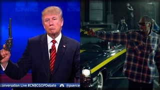 TRUMP SHOOTS BACK! AFTER SICK VIDEO OF ASSASSINATING PRESIDENT, SNOOP GETS WORST NEWS OF HIS LIFE!
