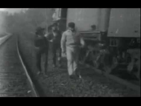 Asalto y robo de un tren (1903)