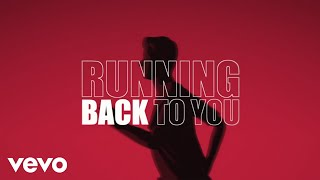 Martin Jensen, Alle Farben, Nico Santos - Running Back To You (Lyric Video)
