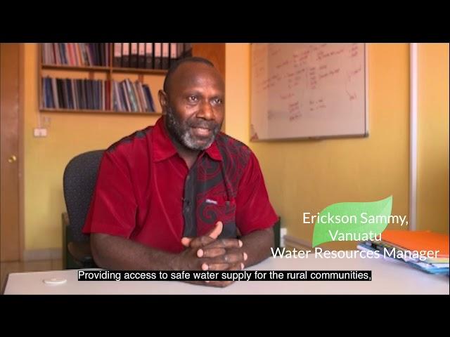 Enhancing resilience to climate change in rural communities in Vanuatu