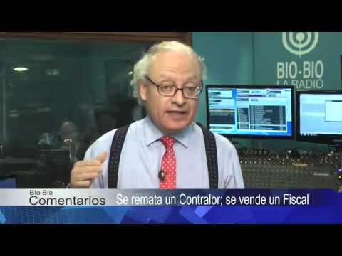 """Tomás Mosciatti: """"Se remata un Contralor;se vende un Fiscal"""""""