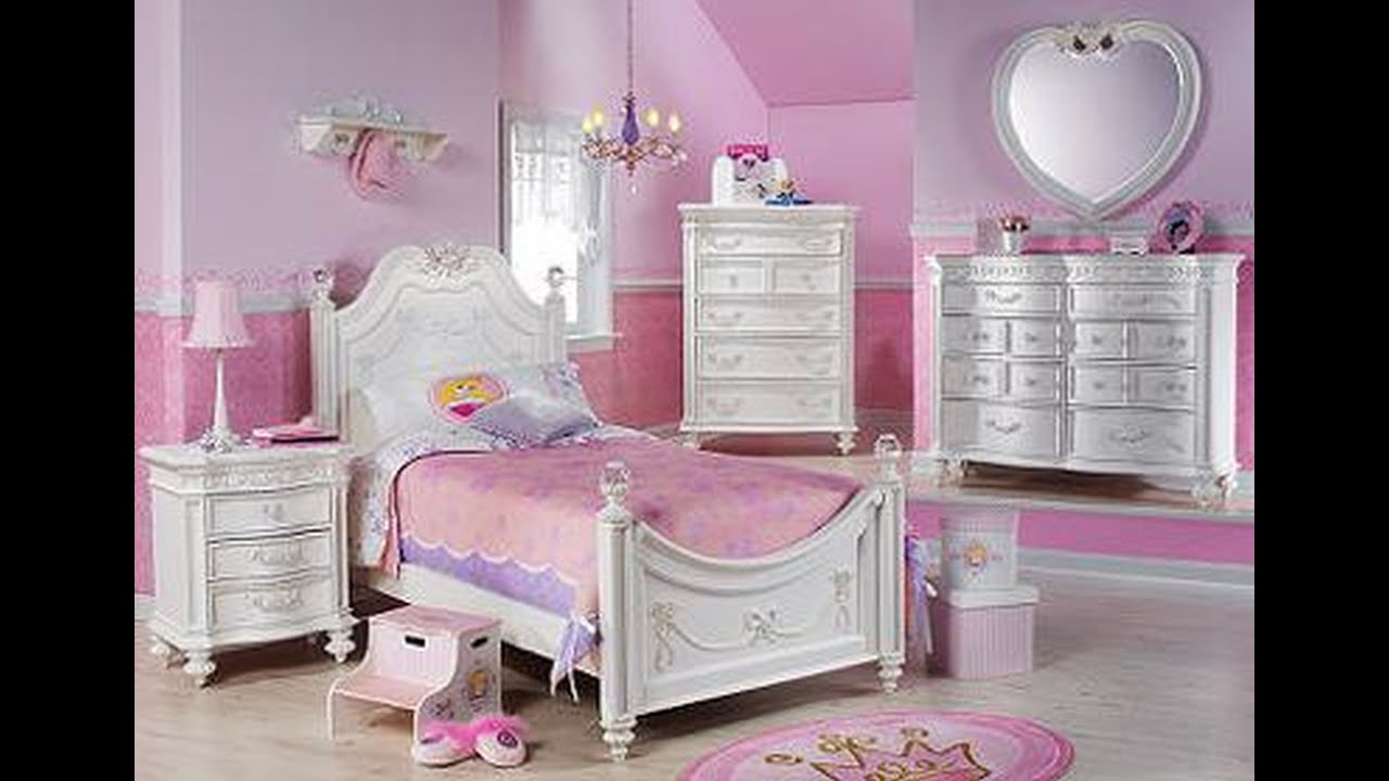 Baby girl bedroom pictures