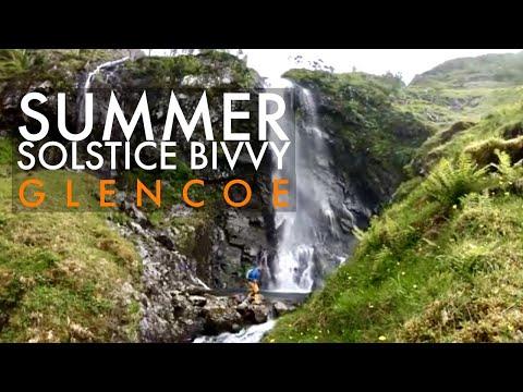 Summer Solstice Bivvy in Bidean nam Bian