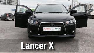   Авто обзор на Lancer x, 10 Ланцер, легенда середины двухтысячных  