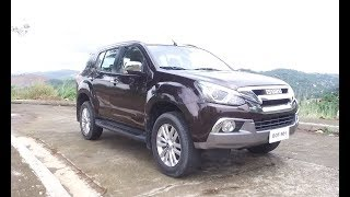 Auto Focus | Car Review: Isuzu mu-X BluePower 2018