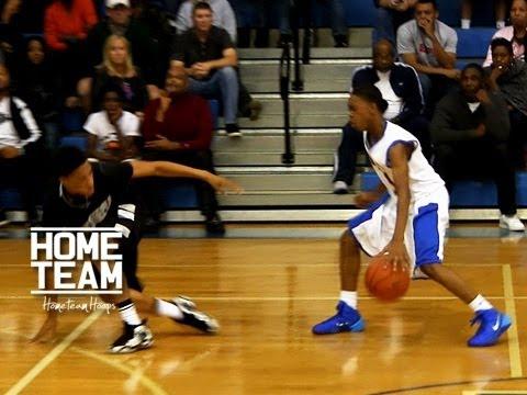 8th Grader Damon Harge Breaks Varsity Defenders Ankles!! Monthy Recap; 2013-14 Season