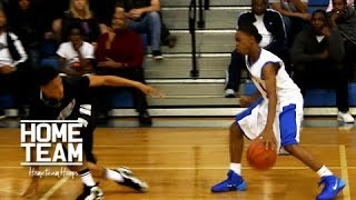 8th Grader Damon Harge Breaks Varsity Defenders Ankles!! Monthy Recap; 2013-14 Season