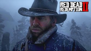 RED DEAD REDEMPTION 2 - FIRST MISSION - OUTLAWS FROM THE WEST (RED DEAD REDEMPTION 2 GAMEPLAY)