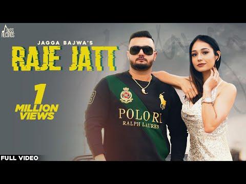 Raje Jatt   (Full HD)   Jagga Bajwa   New Punjabi Songs 2020   Jass Records