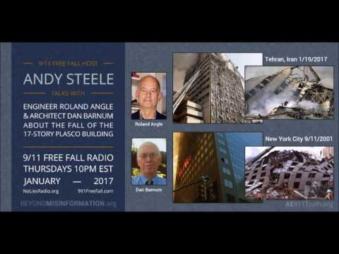 9/11 Free Fall 1/26/17: The Plasco Building in Iran