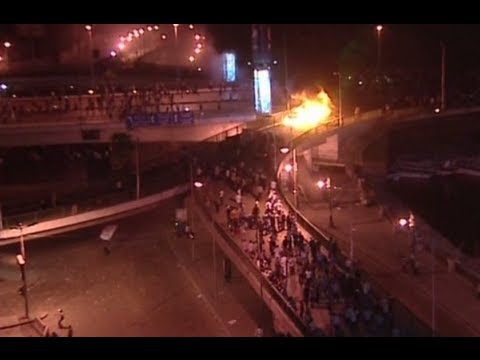 Night of deadly clashes between Morsi supporters, opponents in Cairo
