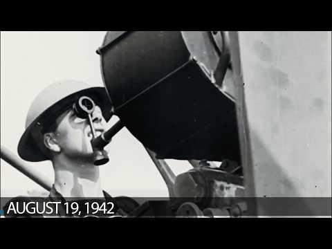 The Dieppe Raid: August 19, 1942   VeteransAffairsCa