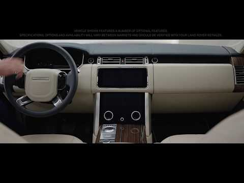 Range Rover PHEV - Touch Pro Duo