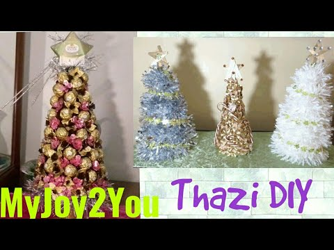 Ferrero Rocher Christmas Tree Centerpiece/ Collab with ...