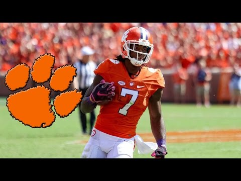 Mike Williams Ultimate Highlights || Clemson Wide Receiver || ᴴᴰ
