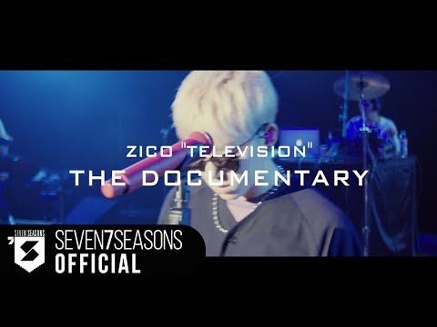 ZICO 'TELEVISION' The Documentary Teaser