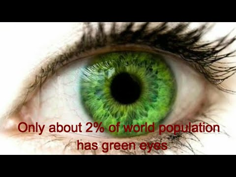 10 Amazing Facts About Eyes Eye Color Of The Baby Youtube
