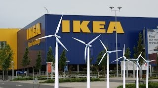 Ikea Invests in Wind Farm to Power Stores
