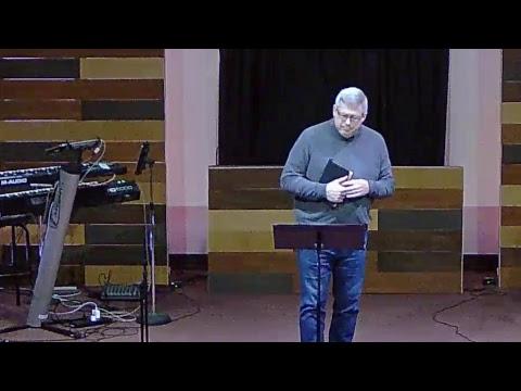 February 17, 2019 - Pastor Dean Brown - A New Commandment - John 13:31-35 ESV