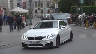 BMW M4 w/ Eisenmann Race Exhaust - LOUD Sound!
