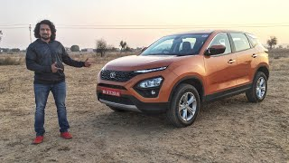 Tata Harrier Detailed Walkaround Video: Worth the hype?