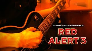 Red Alert 3 - Hell March 3 (Metal Cover by Dextrila)