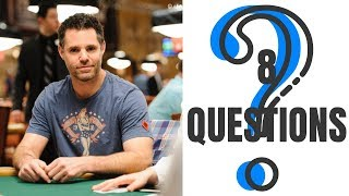 8 Questions with David Tuchman
