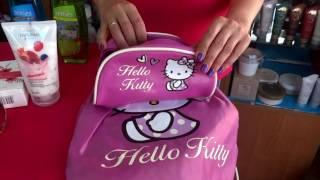 Пенал и мешочек для обуви Hello Kitty(Связаться со мной можно здесь: https://my.avon.ua/vitrina/svitlyden., 2016-07-10T13:47:29.000Z)
