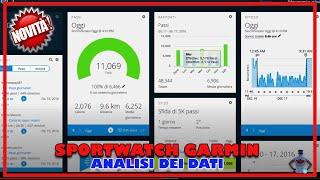 Smartwatch Garmin Forerunner 235 test outdoor [HD-ITA]