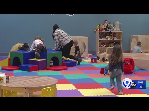 Shortage of Child Care Centers in Onondaga County