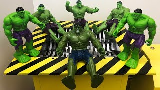 eXPERIMENT Shredding HULK