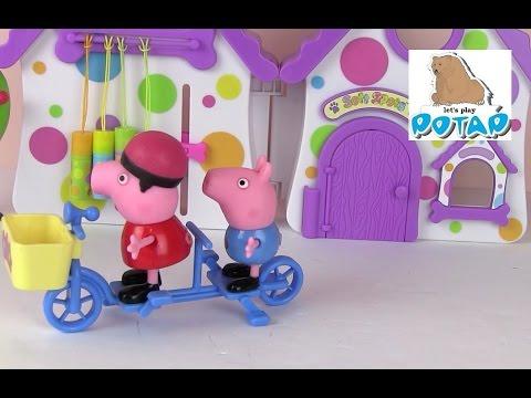 смотреть смешные видео про свинку пеппу
