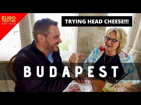 Budapest Hungary | 24 Hour Food Tour
