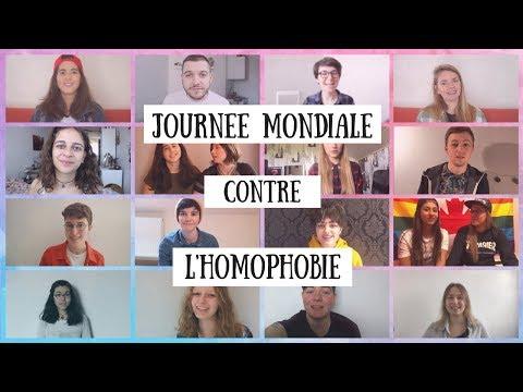 ENSEMBLE CONTRE L'HOMOPHOBIE [FR/ENG/ESP]