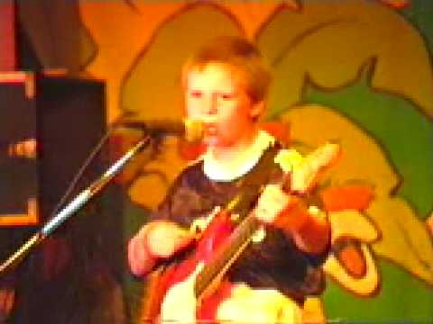 Cover of Manics Australia by 10yr old
