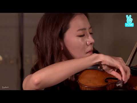 Clara-Jumi Kang: Brahms, Violin Sonata No 1. in G Major - 1st Mov
