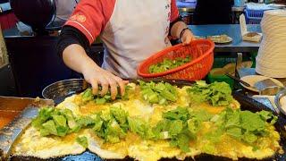 Тайваньская уличная еда Ночной рынок Шилин 2021