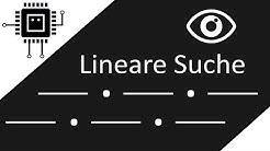 Die lineare Suche | Algorithmen verstehen