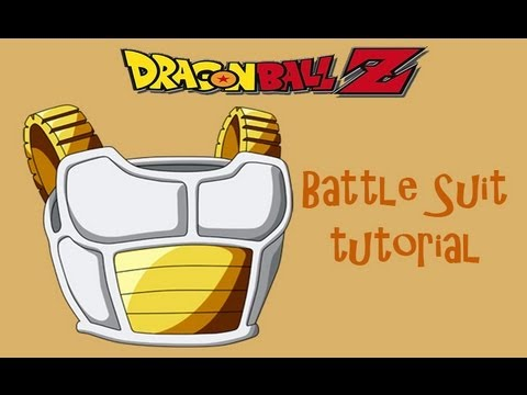 how to make a dragon ball z scouter