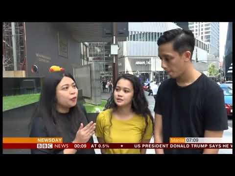 BBC New 11 May 2018