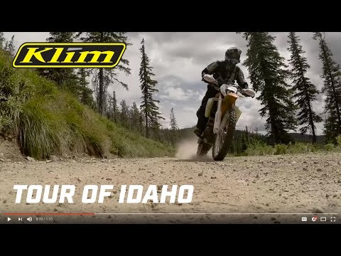Tour of Idaho - 1400 mile singletrack adventure with Jimmy Lewis